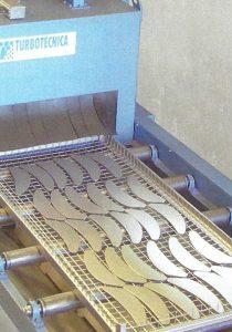 lavorazioni di sabbiatura lamiere - Ossitaglio spa